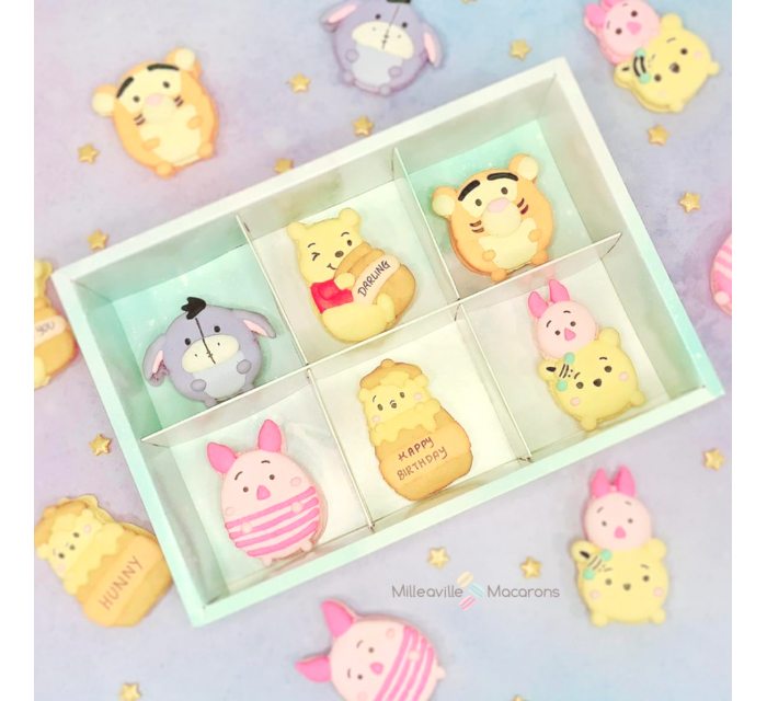 Tsum Tsum Pooh and Friends Set