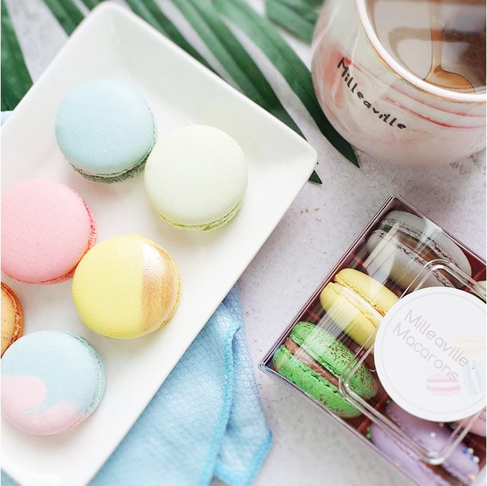 What makes our macarons yummy?